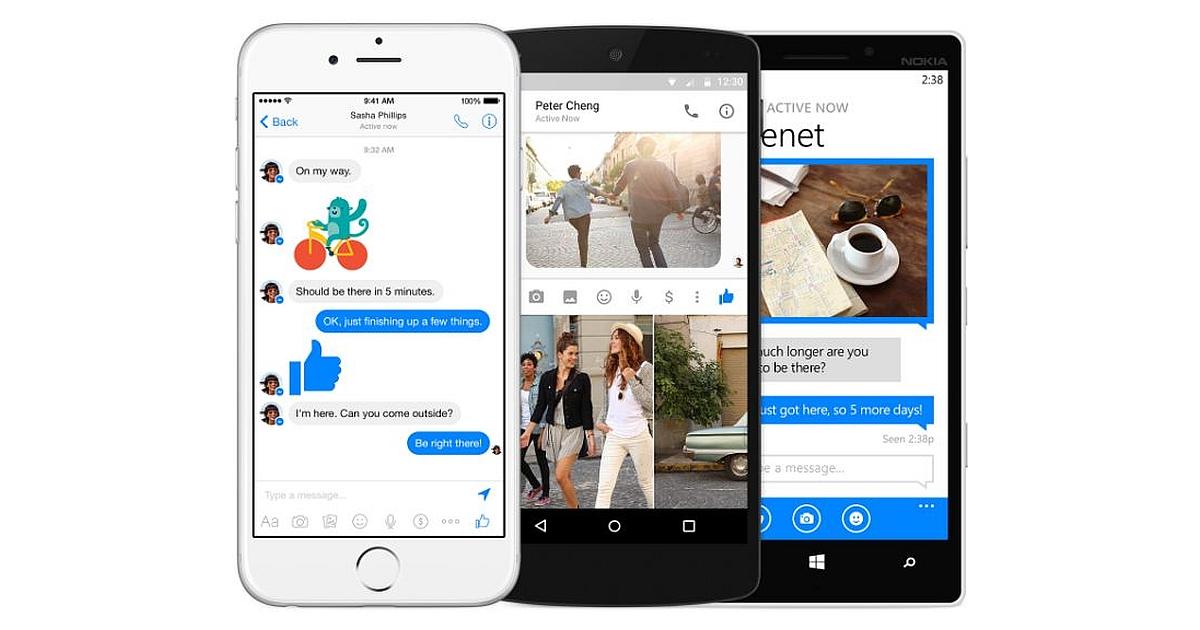 Facebook permitirá hablar con otros fuera de Messenger 1