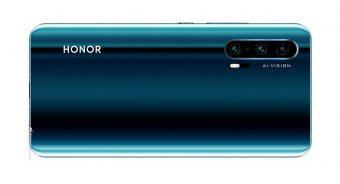 Honor 20 Pro: Se ha filtrado lo que podría ser su parte trasera 2