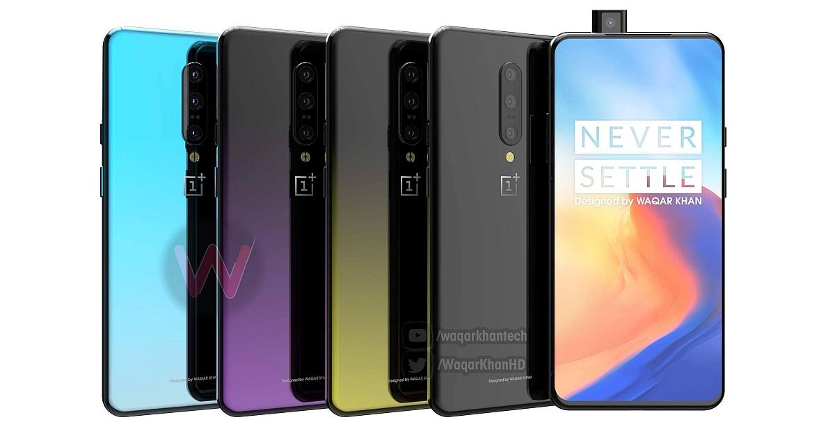 OnePlus 7 es el Nuevo Super Smartphone 1