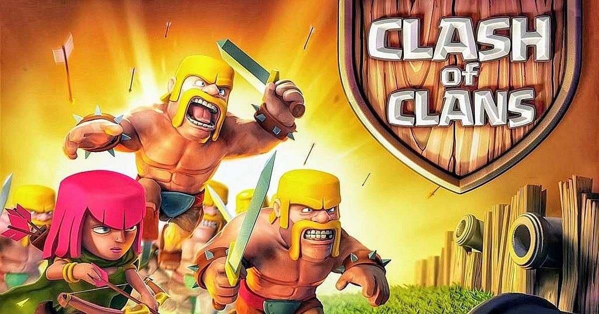 Ya puedes Descargar Clash of Clans con su última Actualización 1