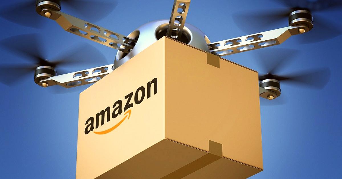 Amazon presiona por hacer entregas en un día 1