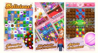 Descargar Candy Crush Saga Apk 5