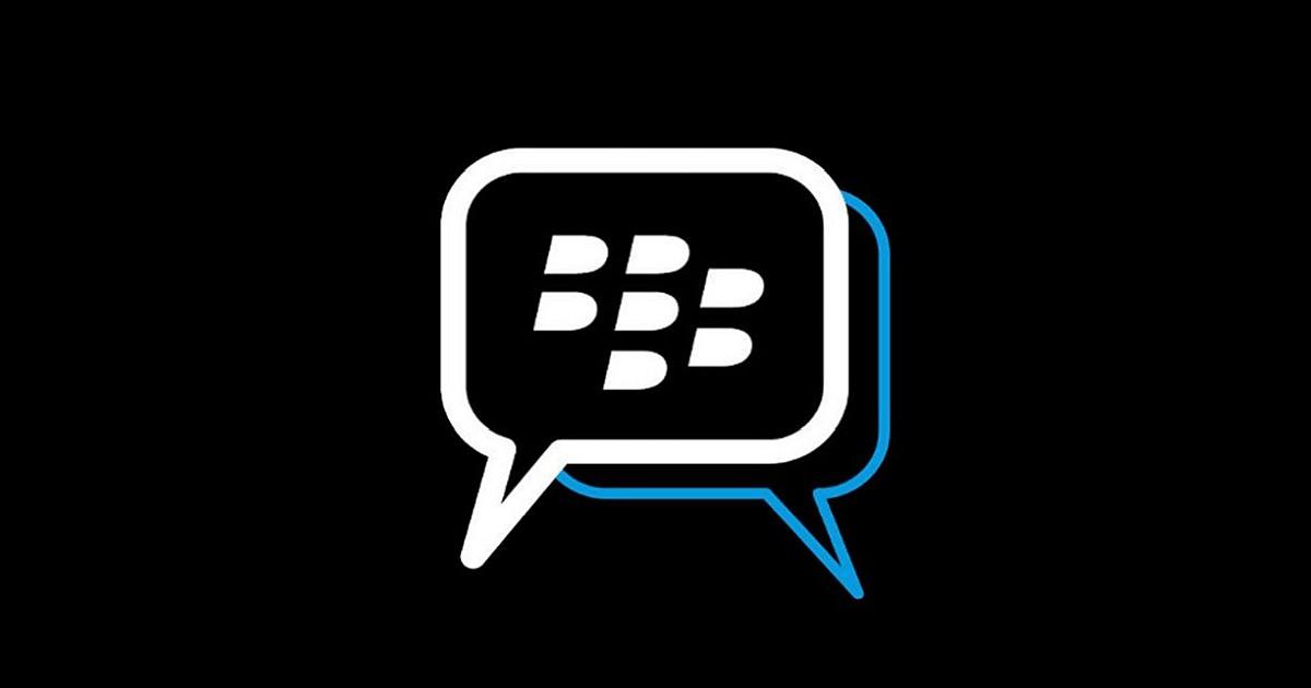 Ya no podrás Descargar BBM BlackBerry Messenger 1