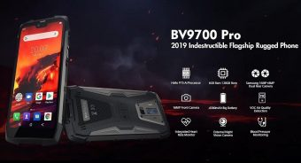 Blackview BV9700 Pro: el Android Indestructible 3