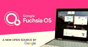 Google reemplazará a Android por Fuchsia 4
