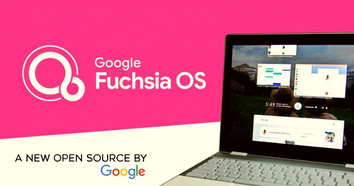 Google reemplazará a Android por Fuchsia