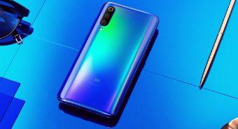 Xiaomi Mi 9 con Android 10 Q 3
