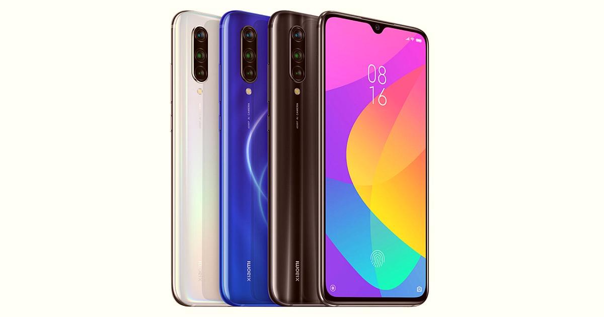 Xiaomi Mi CC9 con 32 megapíxeles
