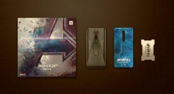 Xiaomi Redmi K20 Pro Marvel Hero Edition 2