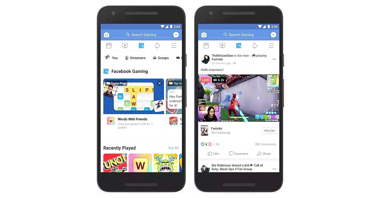 Descargar Facebook Apk para Android 3