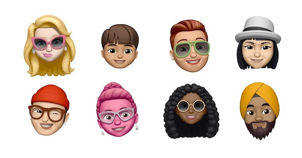 Mimoji: los emojis animados de Xiaomi 5