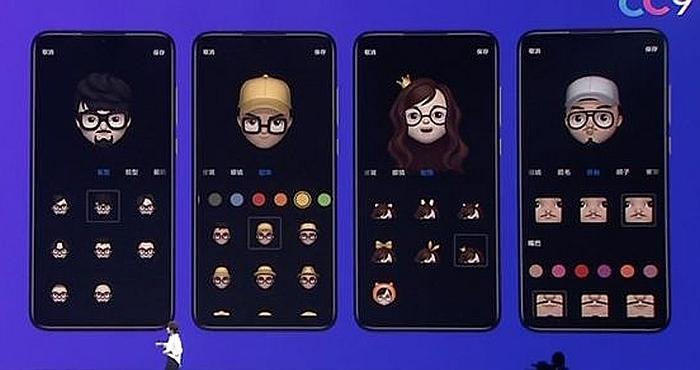 Mimoji: los emojis animados de Xiaomi 2